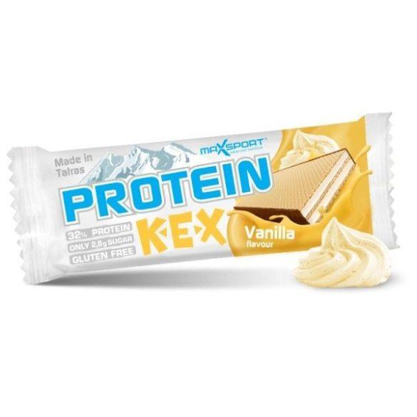 Max Sport protein nápolyi szelet vanília gluténmentes 40 g