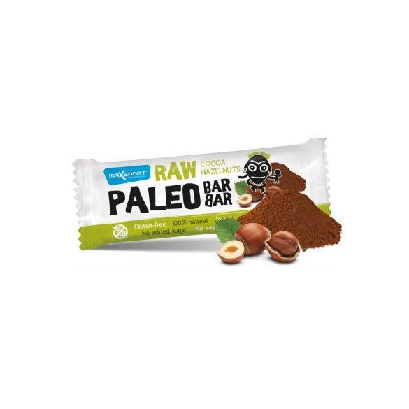 Max Sport paleo szelet mogyoró kakaó 50 g