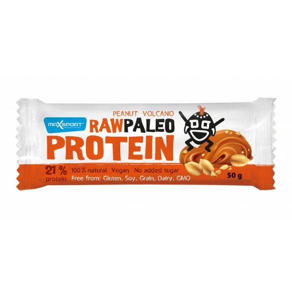 Max Sport raw paleo protein szelet mogyorós 50 g
