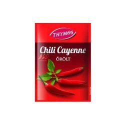 Thymos chili cayenne őrölt 25 g
