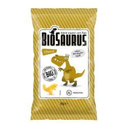 Biopont bio kukoricás snack sajtos biosaurus igor 50 g