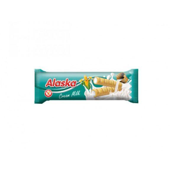 Alaska gluténmentes kukorica rudacska tejkrém 18 g
