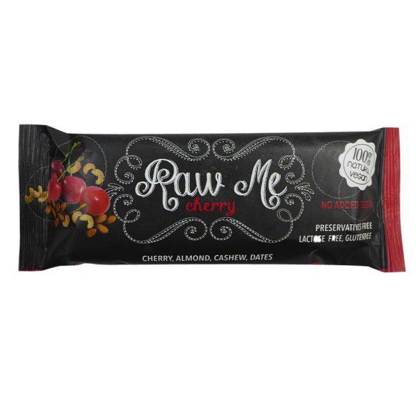 Raw Me nyers gyümölcsszelet cseresznyés 45 g