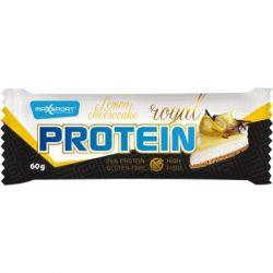 Max Sport royal protein szelet citrom-sajttorta gluténmentes 60 g