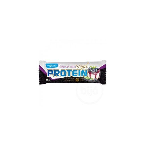 Max Sport royal protein szelet feketeribizli gluténmentes 60 g