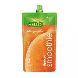Hello smoothie sárgabarack gyümölcsturmix 200 ml