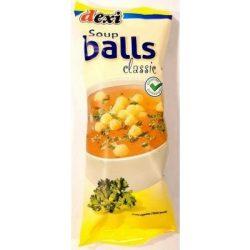 Dexi soup balls levesgyöngy sajttal gluténmentes 50 g