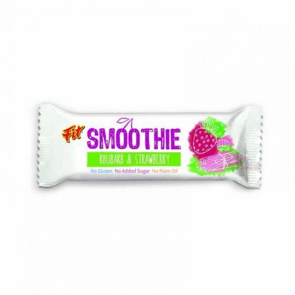 Fit smoothie szelet rebarbara-eper 32 g