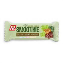 Fit Smoothie Szelet Mogyoró-Csoki-Z.Tea 32 g