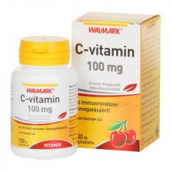 Walmark C-Vitamin 100Mg Cseresznyés 100 db