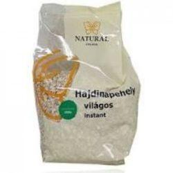 Natural instant világos hajdinapehely 300 g