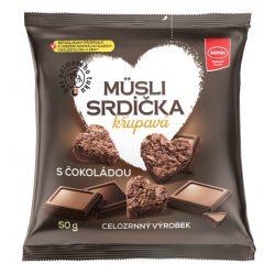 Little Hearts müzli csokis 50 g
