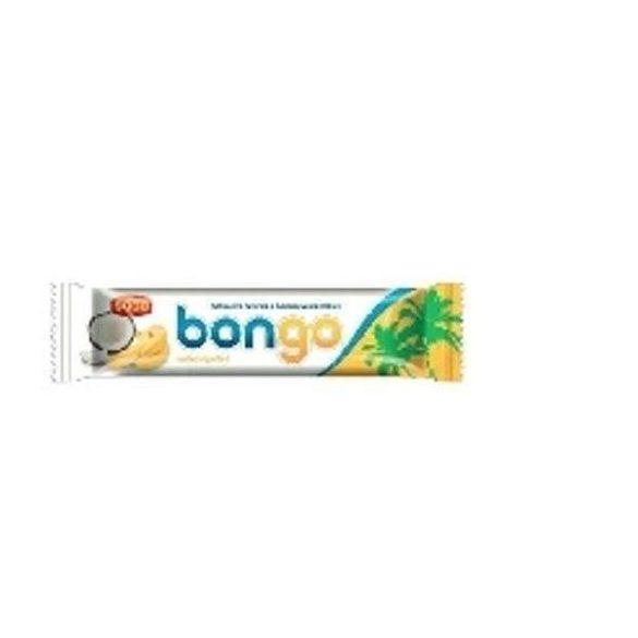 Bongo banános kókuszos szelet tejcsokoládéba mártva 40 g