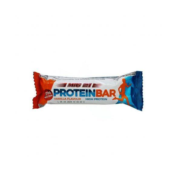 Mig 21 vanilia protein gluténmentes fehérje szelet 50 g