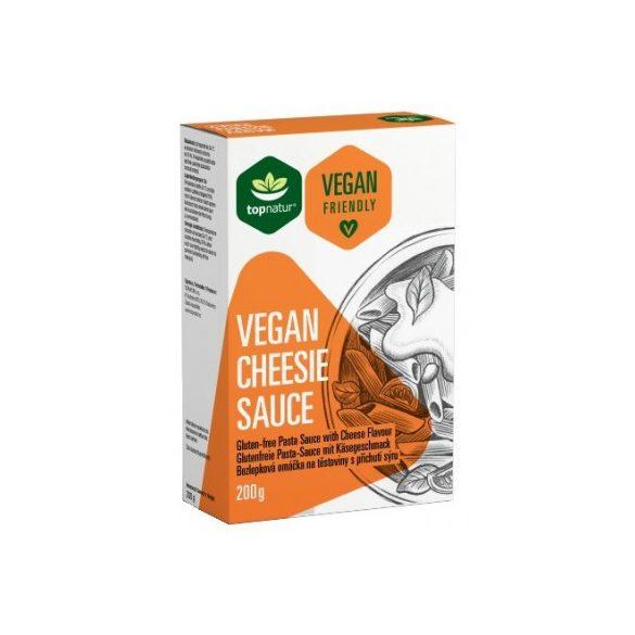 Topnatur vegan cheese sauce sajtiszósz 200 ml