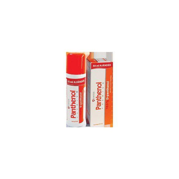 Swiss panthenol premium hab/spray 150 ml