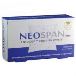Neospan 15  vitamin kapszula 15 db
