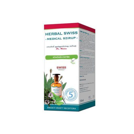 HERBAL S.MEDICAL SZIRUP 150ML 150 ml