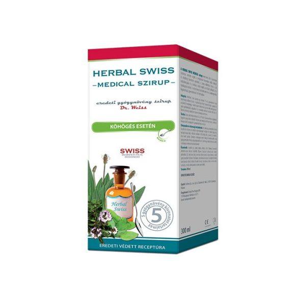 HERBAL S.MEDICAL SZIRUP 300ML 300 ml