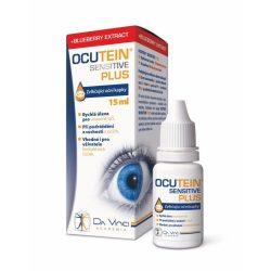 Ocutein szemcsepp sensitive plus 15 ml