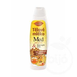 Bione méz+Q10 testápoló 500 ml