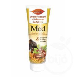 Bione gyógynövénybalzsam méz Q10 vadgesztenye és propolisszal 300 ml