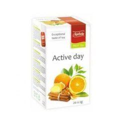 Apotheke aktiv nap fűszeres mate tea 20x2g 40 g