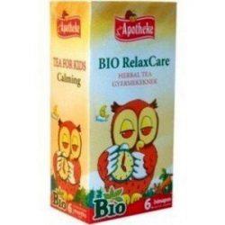 Apotheke bio gyermek relaxcare herbal tea 20x1,5g 30 g