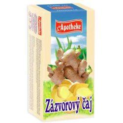 Apotheke gyömbér tea 20x1,5g 30 g