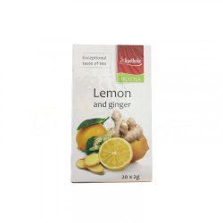 Apotheke gyömbéres citrom tea 20x2g 40 g