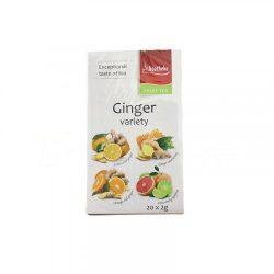 Apotheke gyömbér tea variációk 20x2g 40 g