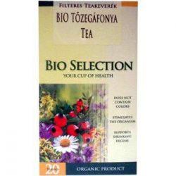 Bio selection bio tőzegáfonya tea 20x1,5g 30 g