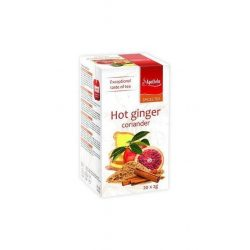 Apotheke forró gyömbéres koriander tea 20x2g 40 g