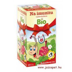 Apotheke tündérmese bio tea gyermekeknek, homoktövis tea csipkebogyóval, eperrel, 20x2g