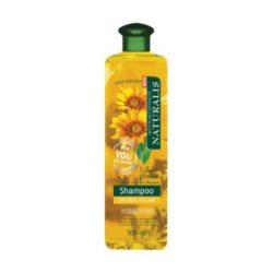 Naturalis napraforgó és aloe vera kivonatot tartalmazó sampon 500 ml