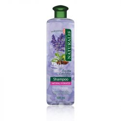 Naturalis jojoba olajat és levendula kivonatot tartalmazó sampon 500 ml