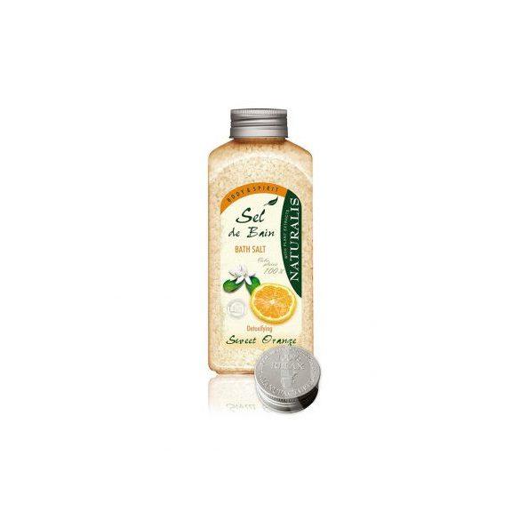 Naturalis fürdősó méregtelenítő narancsolajjal 1000 g
