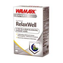 Walmark relax well tabletta 30 db