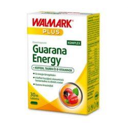Walmark guarana energy komplex tabletta 30 db