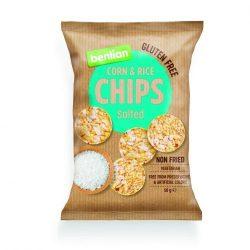 Benlianf.Kukor.&B.Rizs Chips Sós Gm. 50 g