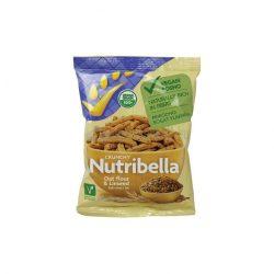 Nutribella teljeskiörlésű lenmagos vegán snack 70 g
