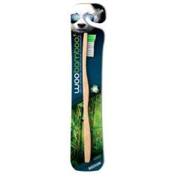 Woobamboo bambusz fogkefe felnőtt medium 1 db
