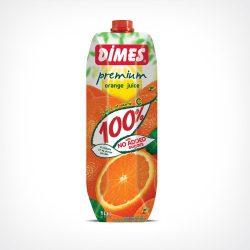 Dimes premium narancslé 100% 1000 ml