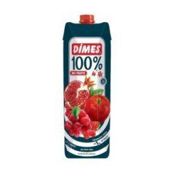 Dimes premium vegyes gyümölcslé piros gyümölcs 100% 1000 ml