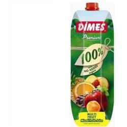 Dimes premium vegyes gyümölcslé sárga gyümölcs 100% 1000 ml