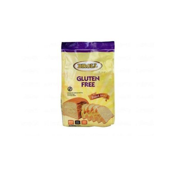 Broll gluténmentes kenyér lisztkeverék 500 g