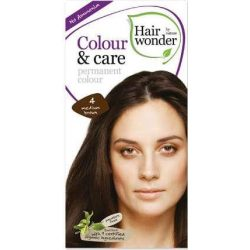 Hairwonder Colour&Care 4 Középbarna