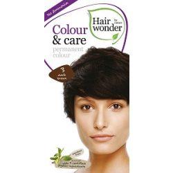 Hairwonder Colour&Care 3 Sötétbarna