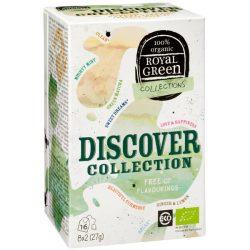 Royal Green Bio Tea Válogatás 16 filter