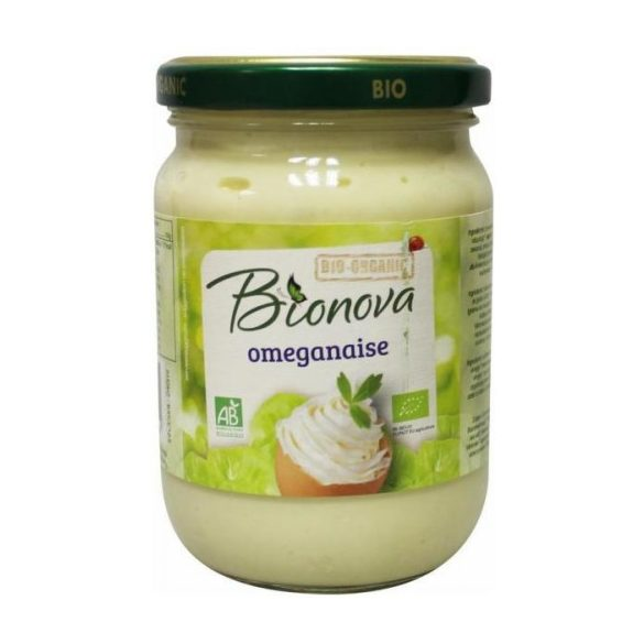 Bionova Bio Majonéz Omega 3-6-9 240 ml